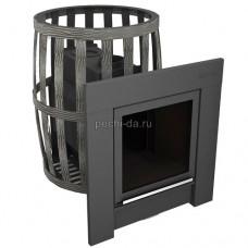 """Печь для бани """"Бочка 16Т Витра"""""""