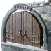 Чугунная печь для бани Калита-М арочная